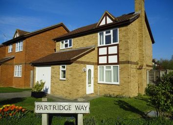 Thumbnail 4 bed detached house to rent in Partridge Way, Aylesbury