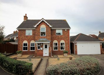 Thumbnail 4 bed detached house for sale in Pursey Drive, Bradley Stoke