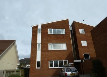 Thumbnail 2 bed flat to rent in 12 Belle View Flats, Knoll Road, Abergavenny