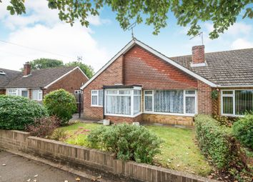 Thumbnail 3 bed semi-detached bungalow for sale in Milton Avenue, Andover