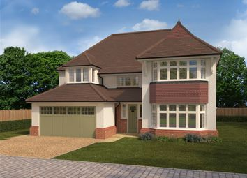Thumbnail 4 bed detached house for sale in The Brambles, Dry Street, Basildon, Essex