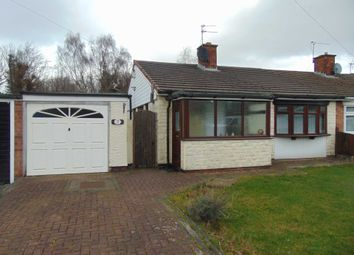 Thumbnail 2 bed semi-detached house to rent in Milbrook Crescent, Kirkby, Liverpool