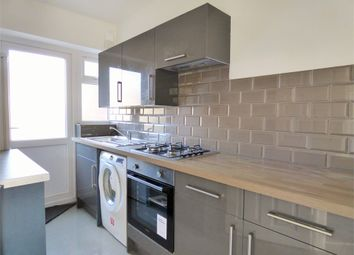 Thumbnail 3 bed terraced house to rent in Launceston Road, Perivale, Greenford, Greater London