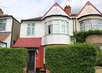 Thumbnail 3 bedroom semi-detached house to rent in Leeside Crescent, London