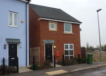 Thumbnail 3 bedroom detached house to rent in Cranmore Circle, Broughton, Milton Keynes