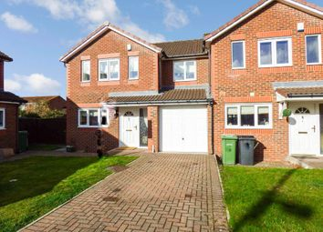 Thumbnail 4 bed terraced house for sale in Strawberry Mews, Stakeford, Choppington
