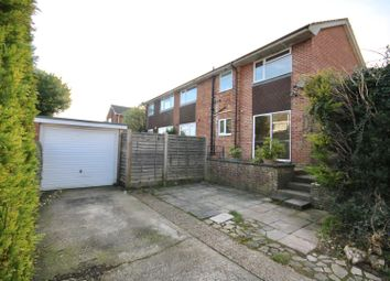 Thumbnail 4 bed semi-detached house for sale in New Road, Clanfield, Hampshire