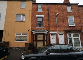 Thumbnail 4 bed terraced house for sale in Cromwell Street, Lincoln