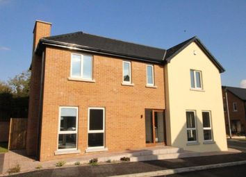 Thumbnail 3 bed detached house for sale in Lakeview Manor, Belfast Road, Newtownards