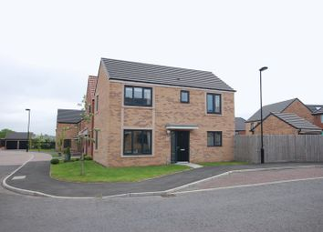 Thumbnail 3 bedroom detached house for sale in Fenchurch Close, Wideopen, Newcastle Upon Tyne