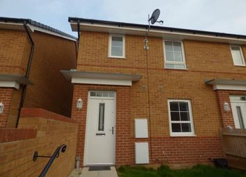 Thumbnail 2 bed end terrace house for sale in Albert Way, East Cowes