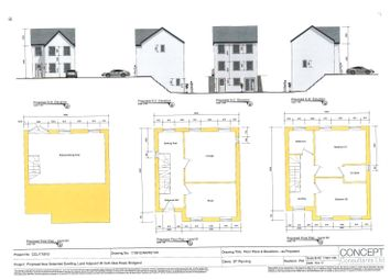 Thumbnail 2 bed property for sale in Cefn Glas Road, Bridgend
