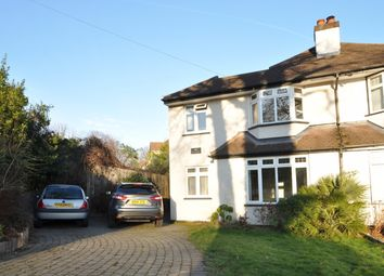 Thumbnail 4 bedroom semi-detached house to rent in Elm Grove, Orpington