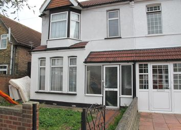 Thumbnail 3 bed end terrace house to rent in Lansdowne Road, Ilford