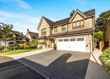 Thumbnail 4 bed detached house for sale in Kilmory Fold, Glossop