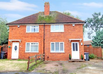 Thumbnail 2 bed semi-detached house for sale in Merivale Gardens, Reading, Berkshire