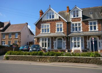 Thumbnail 2 bedroom flat for sale in Townsend Road, Minehead