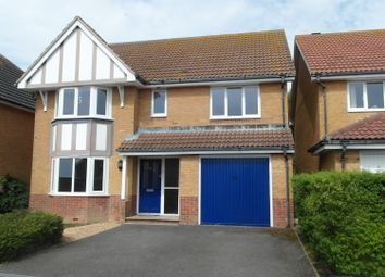 Thumbnail 4 bed detached house to rent in Haven Way, Newhaven