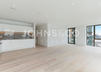Thumbnail 3 bedroom flat to rent in Kelson House, Royal Wharf