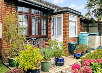 Thumbnail 2 bed terraced bungalow for sale in Tudor View, Littlehampton, West Sussex