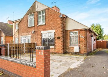 Thumbnail 3 bed semi-detached house for sale in Abbey Lane, Leicester