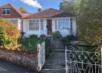 Thumbnail 2 bed bungalow for sale in Redmoor Close, Southampton
