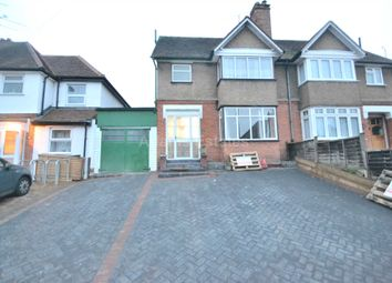Thumbnail 4 bed semi-detached house to rent in Boston Avenue, Reading