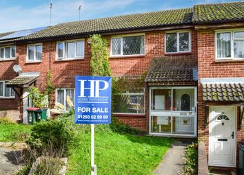 Thumbnail 3 bed terraced house for sale in Woodwards, Pease Pottage, Crawley