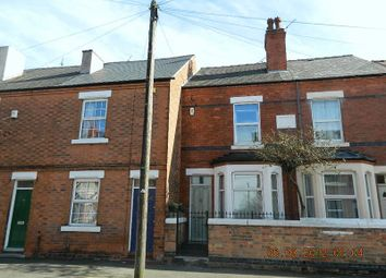 Thumbnail 3 bed terraced house to rent in Rosetta Road, Nottingham