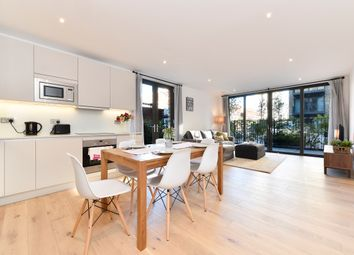 Thumbnail 2 bed flat for sale in Cobalt Place, London