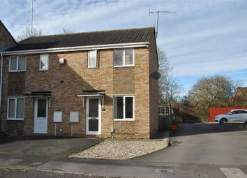Thumbnail 2 bed end terrace house to rent in Francomes, Swindon