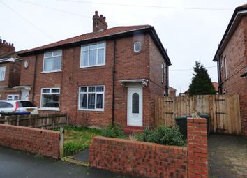 Thumbnail 2 bedroom semi-detached house for sale in Westbourne Avenue, Walkergate, Newcastle Upon Tyne