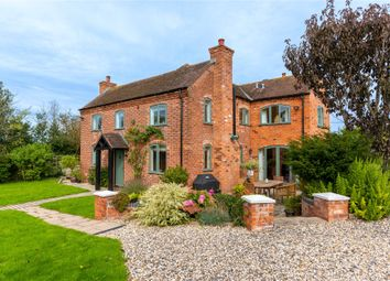 Thumbnail 4 bed detached house for sale in Lineholt, Ombersley, Worcestershire