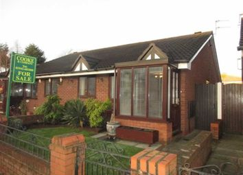 Thumbnail 1 bed semi-detached bungalow for sale in St. Helens Road, Leigh