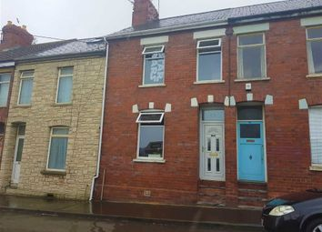 Thumbnail 3 bed terraced house to rent in Clive Road, Barry, Vale Of Glamorgan