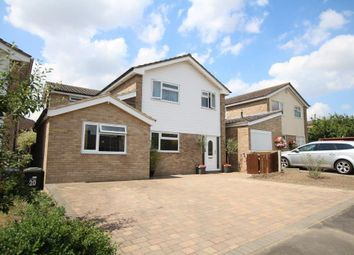 Thumbnail 4 bed detached house for sale in Red Lion Lane, Sutton, Ely