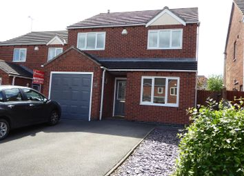 Thumbnail 4 bed detached house for sale in Forest View, Overseal