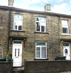 Thumbnail 2 bedroom terraced house to rent in Alma Street, Queensbury, Bradford