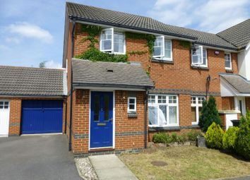 Thumbnail 3 bed semi-detached house to rent in Charles Babbage Close, Chessington