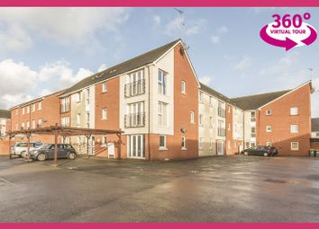 Thumbnail 2 bedroom flat for sale in Alicia Crescent, Newport