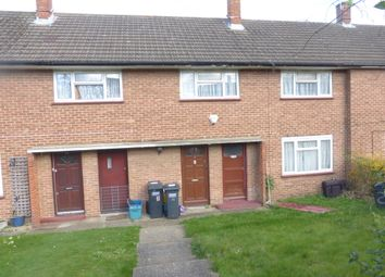 Thumbnail 3 bed terraced house for sale in Brockham Crescent, New Addington, Croydon