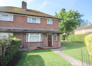 Thumbnail 4 bed property to rent in Ripley Avenue, Egham, Surrey