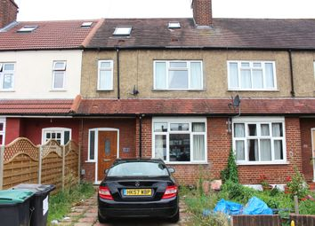 Thumbnail 4 bed terraced house for sale in Coombe Road, Wood Green