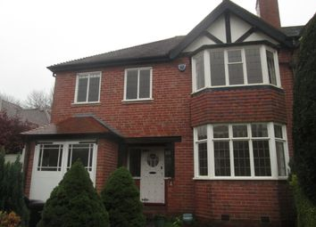 3 bed semi-detached house to rent in Knightlow Road, Harborne, Birmingham B17