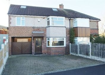 Thumbnail 4 bedroom semi-detached house for sale in Wingfield Crescent, Frechville, Sheffield
