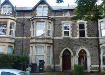Thumbnail 2 bed detached house to rent in Richmond Road, Roath