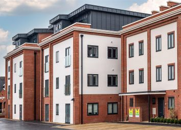 Thumbnail 2 bed flat for sale in Apartment 10, Albury Place, Shrewsbury