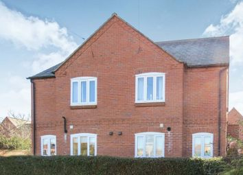 Thumbnail 2 bed semi-detached house for sale in Hazeland Close, Morton, Bourne