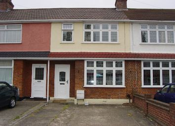 Thumbnail 2 bedroom terraced house to rent in Richards Avenue, Romford