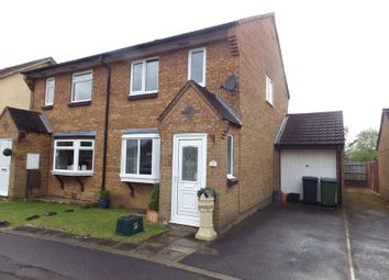 Thumbnail 3 bed semi-detached house for sale in Ellicks Close, Bradley Stoke, Bristol